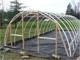 Pvc Hoop House Plans Pdf Diy Hoop Greenhouse the Owner Builder Network