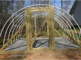 Pvc Hoop House Plans Pdf How to Build A Hoop Style Greenhouse