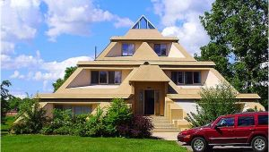 Pyramid Home Plans Pyramid House Plans Floor Plans