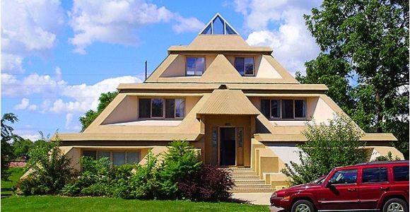 Pyramid Home Plans Pyramid House Plans Floor Plans