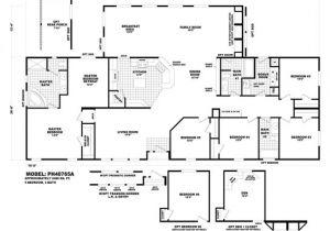 Quadruple Wide Mobile Home Floor Plans Stunning 14 Images