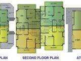 Quadruplex House Plans Quadruplex House Plan House Design Plans