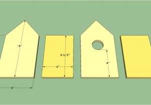 Quail House Plans Free Birdhouse Plans Free Howtospecialist How to Build
