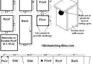 Quail House Plans Free Free Bird House Plans Bluebird Purple Martin Wren More