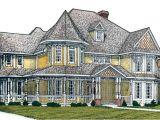 Queen Anne Home Plan Glorious Queen Anne Victorian 19201gt Architectural