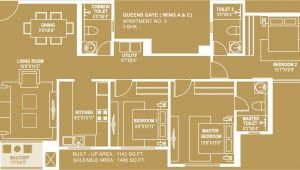 Queensgate Homes Floor Plan Hiranandani Queensgate In Begur Bangalore Price