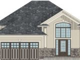 Raised Bungalow Home Plans Bungalow House Plans with attached Garage Bungalow House