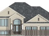 Raised Bungalow Home Plans Canadian Home Designs Custom House Plans Stock House