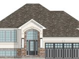 Raised Bungalow Home Plans House Plans and Design House Plans Canada Raised Bungalow