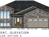 Raised Bungalow Home Plans Raised Bungalow House Plans House Design Plans