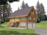 Raised Home Plans Leverette Raised Log Cabin Home Plan 088d 0048 House