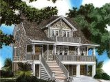 Raised Home Plans Raised House Plan Living 15023nc Architectural Designs