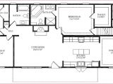 Raised Homes Floor Plans Modular Home Ranch Floor Plans 100 4 Bedroom Floor