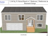 Raised Ranch House Plans Photos Raised Ranch House Plans fortin Construction Custom