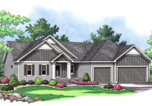 Rambler House Plans Mn House Plan Rambler Home Design and Style