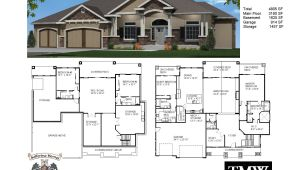 Rambler House Plans Mn Rambler House Plans with Basement Mn Basement