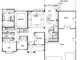 Rambling Ranch House Plans Rambler House Plans with Basements Panowa Home Plan