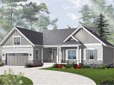 Ranch Craftsman Home Plans Airy Craftsman Style Ranch 21940dr Architectural