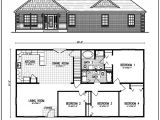 Ranch Home Building Plans All American Homes Floorplan Center Staffordcape