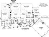 Ranch Home Floor Plans Eco Friendly Spacious Ranch House Plan