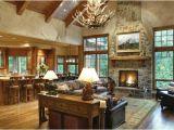 Ranch Home Open Floor Plans Open Rustic Ranch Floor Plan