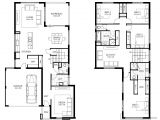 Ranch Home Plans with Basement 4 Bedroom Ranch House Plans with Walkout Basement 28