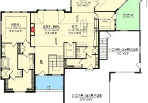 Ranch Home Plans with Basements 28 Ranch House Plans with Walkout Ranch Homeplans