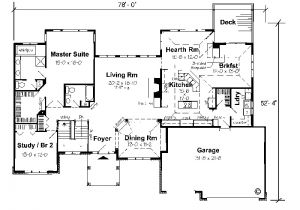 Ranch Home Plans with Basements Ranch Homes with Walkout Basements House Plans and Ideas