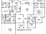 Ranch Home Plans with Basements Ranch House Floor Plans with Basement 2018 House Plans