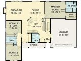 Ranch Home Plans with Open Floor Plan Cool Open Floor Plans Ranch Homes New Home Plans Design