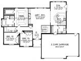 Ranch Home Plans with Open Floor Plan Inspirational Open Floor Plan Ranch House Designs New