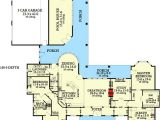 Ranch Home Plans with Pool Ranch Home with Pool House 62134v 1st Floor Master