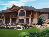 Ranch Home Plans with Walkout Basement Superb House Plans with Walkout Basement 6 Ranch House