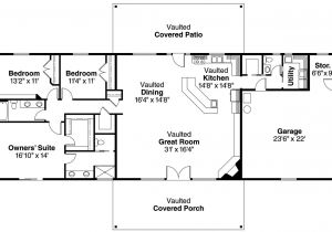 Ranch Home Remodel Floor Plans 15 Best Ranch House Barn Home Farmhouse Floor Plans