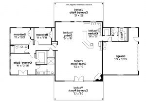 Ranch Home Remodel Floor Plans Ranch House Plans Anacortes 30 936 associated Designs