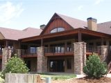 Ranch Home with Walkout Basement Plans Mountain House Plans with Walkout Basement Mountain Ranch