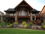 Ranch Home with Walkout Basement Plans Ranch House Plans Cottage House Plans