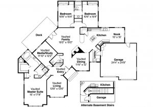 Ranch Homes Floor Plans Ranch House Plans Camrose 10 007 associated Designs