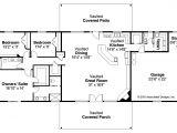 Ranch Homes Floor Plans Ranch House Plans Ottawa 30 601 associated Designs