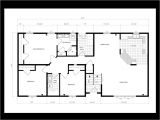 Ranch House Plans Under 1500 Square Feet 1500 Square Foot Ranch House Plans Single Story House