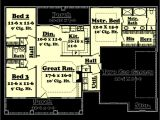 Ranch House Plans Under 1500 Square Feet 1500 Square Foot Ranch Plans Home Deco Plans