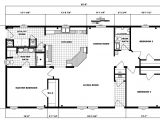 Ranch House Plans with Bedrooms together 3 Bedroom Ranch Floor Plans Gurus Floor