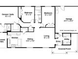 Ranch House Plans with Bedrooms together Ranch House Plans Hopewell 30 793 associated Designs