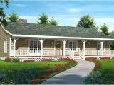 Ranch House Plans with Covered Porch House Plan 20227 at Familyhomeplans Com