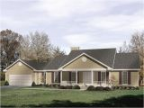 Ranch House Plans with Covered Porch Ranch House Porch Photo