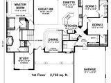 Ranch House Plans with Jack and Jill Bathroom Joseph Douglas Homes 2738 Carrington