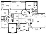 Ranch House Plans with Jack and Jill Bathroom Ranch Style Housing Also American Ranch California Ranch