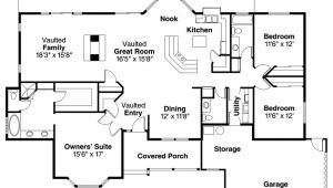 Ranch Style Home Floor Plans with Basement House Plans Ranch Style with Basement 2018 House Plans