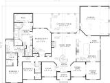 Ranch Style Home Floor Plans with Basement Large Ranch Style House Plans Fresh Stylist Design Ranch
