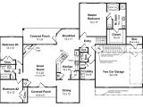 Ranch Style Home Floor Plans with Basement Ranch Style Homes the Ranch House Plan Makes A Big Comeback